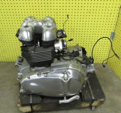 2006 Triumph Scrambler Covered Motor Engine Starter  (Triumph Motor)
