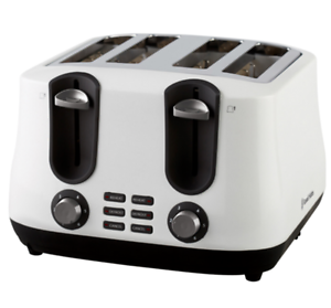 Russell Hobbs ® Siena 4-slice toaster - White Brand New FREE SHIP Malvern Stonnington Area Preview