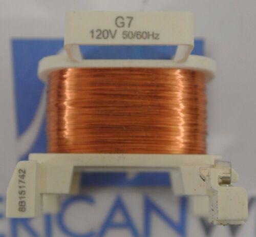 Schneider Electric LXD1G7 120V Coil - USED