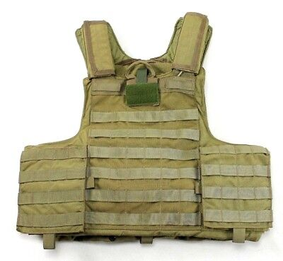 Eagle Industries SFLCS MJK Khaki MARCIRAS Vest Small SEAL NSW MBAV CIRAS SF for sale  Knoxville