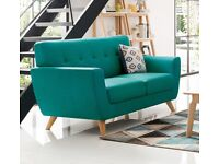 MODERN NORDIC STYLE TWO SEATER - Furniche House