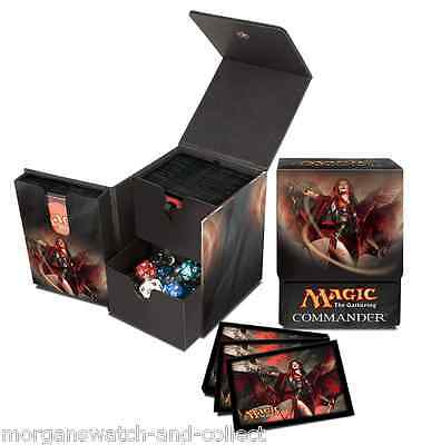 Ultra Pro COMMAND TOWER - KAALIA OF THE VAST LE Angel Deck Box MTG STOCK# 86193