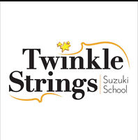 Violin and viola lessons at the Twinkle Strings Suzuki School