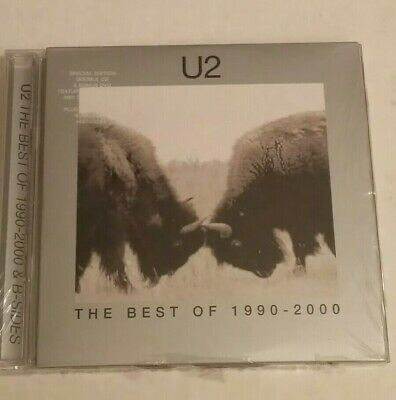 New! U2 - Best Of 1990-2000 & B-Sides (2CDs & DVD) limited 1st pressing!