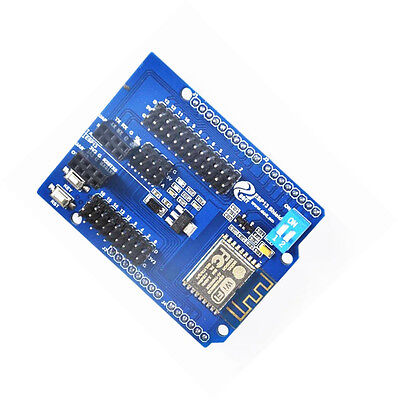 Esp8266 Web Sever Serial Wifi Shield Board Module With Esp-13 For Arduino