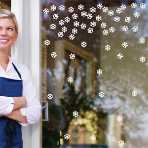 Snowflakes-Christmas-Decoration-wall-stickers-wall-art-wall-graphics