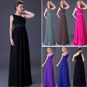 Grace-Karin-Evening-Long-Dress-Gown-Sexy-Bridesmaid-Prom-One-should-Formal-Party
