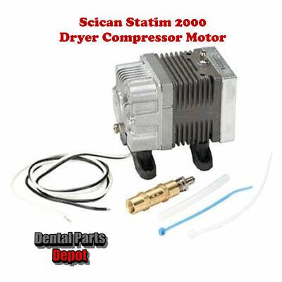 Scican Statim 2000 Dryer Compressor Kit Dci 2906