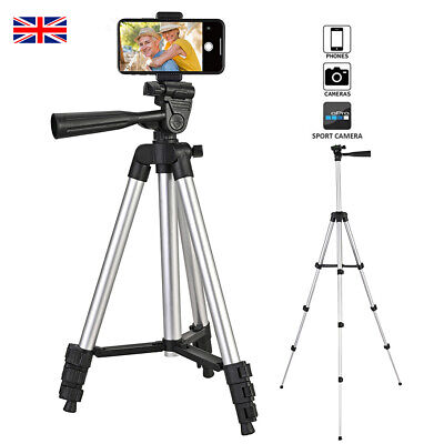 Universal Stretchable Camera Tripod Stand Mount Holder for iPhone Samsung Phone