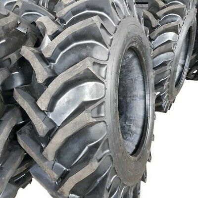 2-tires Tubes 16.9-28 Ndr 12 Ply Rear Tractor Tires 16.9x28 Backhoe