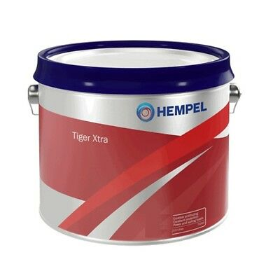 Hempel Tiger Extra Antifouling 2.5 Litre Dark Blu Only At This Price Yacht Paint