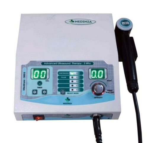 New Ultrasound Therapy 3MHz Machine For Physiotherapy Home & Prof. Use Unit DHL