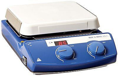 Ika C-mag 7 Magnetic Ceramic Hotplate Stirrer 10l Capacity 1500rpm 3581201