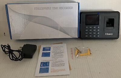 Fingerprint Time Attendance Recorder