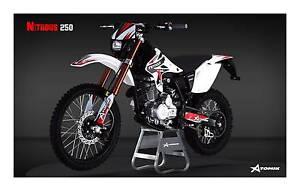 2016 ATOMIK NITROUS 250CC PIT DIRT BIKE MOTOR TRAIL BIKE MX Keysborough Greater Dandenong Preview