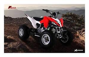 2016 ATOMIK FERAL 250CC 4V ATV QUAD DIRT BIKE 4 WHEELER RACE Keysborough Greater Dandenong Preview