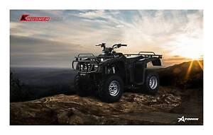 2017 ATOMIK KRUSHER 250CC ATV QUAD DIRT MOTOR BIKE TERRAIN FARM Keysborough Greater Dandenong Preview