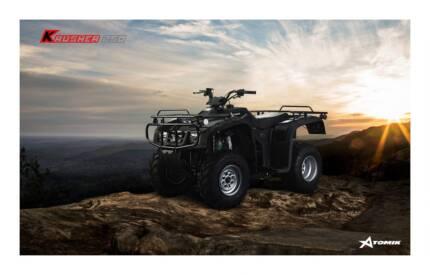 2017 ATOMIK KRUSHER 250CC ATV QUAD DIRT MOTOR BIKE TERRAIN FARM