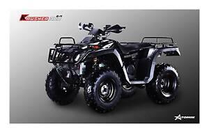 2016 ATOMIK KRUSHER 300CC 2WD ATV QUAD MOTOR BIKE TERRAIN FARM Keysborough Greater Dandenong Preview