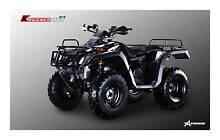 ATOMIK KRUSHER 300CC 2WD ATV QUAD DIRT MOTOR BIKE TERRAIN FARM Keysborough Greater Dandenong Preview