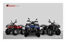 NEW ATOMIK KRUSHER 550CC 4WD EFI 4WHEELER ATV QUAD DIRT FARM BIKE Keysborough Greater Dandenong Preview