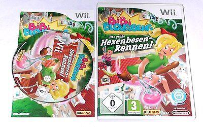 iooihvSpiel: BIBI BLOCKSBERG das große HEXENBESEN-RENNEN für Nintendo Wii + WiiU