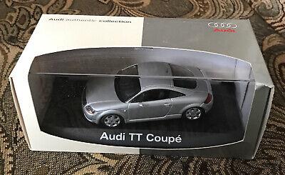 Paul's Model Art Minichamps 1:43 - Audi TT Coupe - New In Box