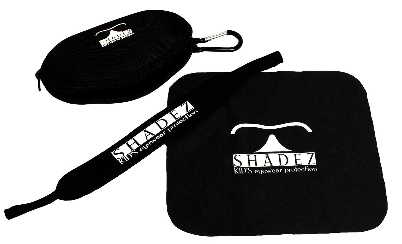 Sonnenbrillen Zubehör für Kinder von Shadez, 0-7, 7-15 Jahre im Set oder einzeln
