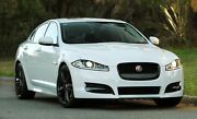 2014 Jaguar XF X250 MY14 Premium Luxury White  8 Speed Automatic Sedan St James Victoria Park Area Preview