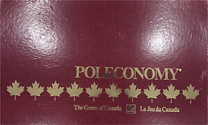 Poleconomy - The Game of Canada