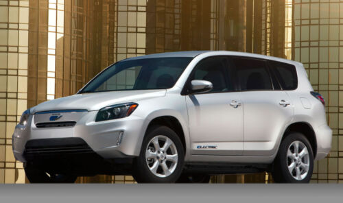 Top 5 Most Fuel-Efficient SUVs