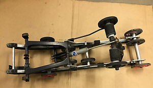 PARTING OUT SKI-DOO REAR SKID