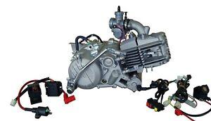 Zongshen 190 pit bike engine. Electric Start. Like daytona anima 190.