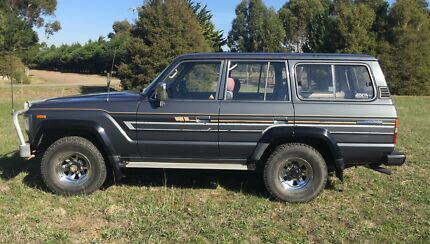 1989 FJ62 Toyota LandCruiser SUV Geelong Geelong City Preview
