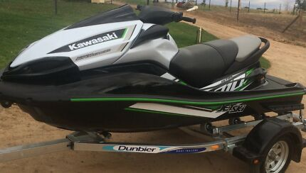 Jet ski - Kawasaki