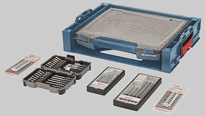 Bosch 68-tlg. Zubehör AKTION i-BOXX active rack kombinierbar mit L-BOXX