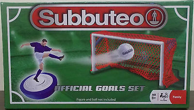 Subbuteo Table Football ~ Official Goals Set Pack Of 2 ~ Paul Lamond