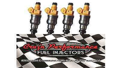 1991 1992 Toyota pickup 4Runner 22RE Bosch Fuel Injector Design 2 UPGRADE 4 hole