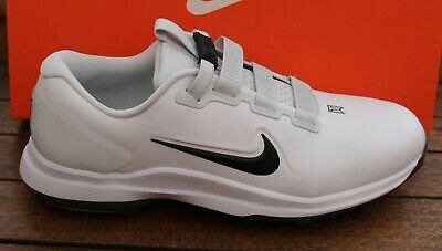 Nike TW71 Fast Fit Golf Shoes Tiger Woods CD6300-100 UK sz's 7,7.5,8,8.5 & 9.5