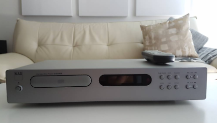 NAD C521BEE CD Plater - Audiophile Level