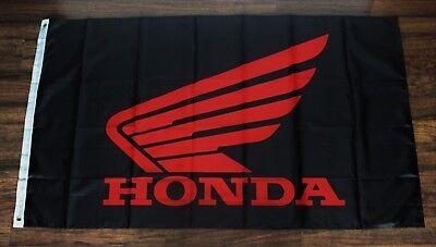 Honda Redwing Motorcycles Banner Flag Racing MotoGP World SuperBike Team 3 x 5