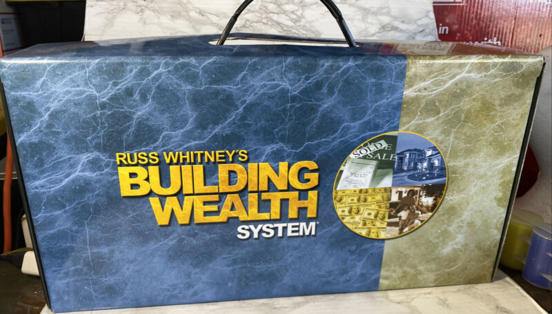 Russ Whitney Building Wealth System Real Estate Course Flip Houses and more