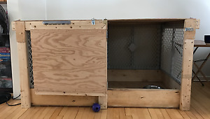Extra Large Dog Pen or Whelping Pen - Home Made
