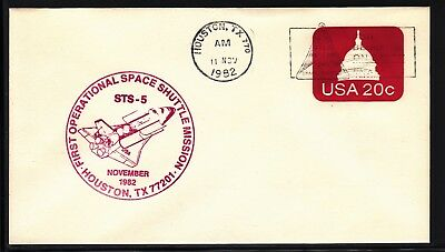 Space Shuttle STS-5 Missionskontrolle, Houston 11.11.82