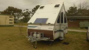 Avan  Off Road  Caravan