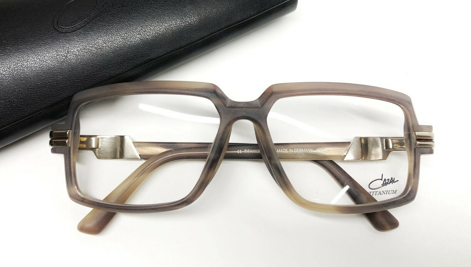 CAZAL MOD.60081 COL.003 Brille Eyeglasses Frame Lunettes Titanium