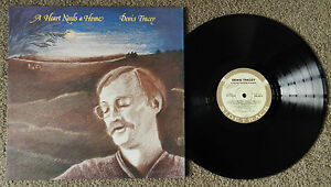 DENIS-TRACY-HEART-NEEDS-A-HOME-ORIGINAL-OZ-PRIVATE-PRESS-SIDETRACK-LABEL-LP
