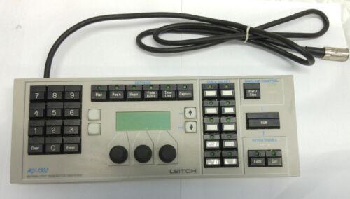 LEITCH MGI-1302 MOTION LOGO GENERATOR Inserter MGI-1302CP
