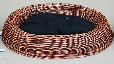 Dog Bed w/Cushion Cat Bed Pet bed Pet Supplier Pet Basket Dog Basket Cat Basket
