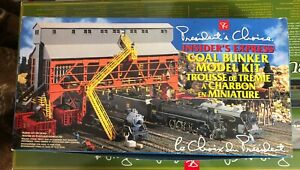 President's Choice Insider's Express Coal Bunker Model Kit